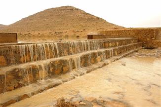 تنمية وتأهيل 53 واديا وإنشاء 100 بئر لخدمة الزراعة المطرية بمطروح | صور
