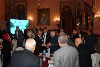 أبو ستيت: نسعى لنقل تجارب الدول الناجحة في تكنولوجيا الزراعة إلى مصر| صور