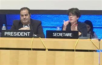 أنور مغيث يترأس مؤتمر حماية وتعزيز التنوع الثقافي باليونسكو في باريس | صور