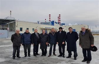 وفد من جامعة طنطا يزور المحطة النووية بروسيا |صور