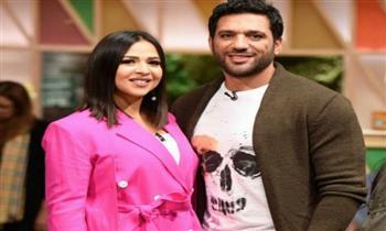 حسن الرداد وإيمى سمير غانم يحكيان قصة زواجهما
