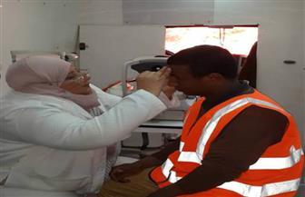 صحة الجيزة: قافلة طبية لأهالي أبو رواش بإدارة كرداسة | صور