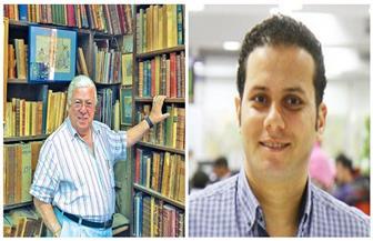 مدحت صفوت يدعو لمبادرة للحفاظ على مكتبة حسن كامي التاريخية
