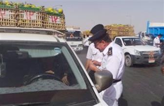 ضبط 78 حالة قيادة تحت تأثير المخدر والخمور خلال يومين