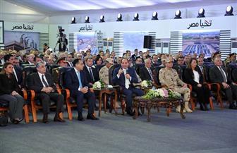 """الرئيس السيسي يوجه الشكر للبنك المركزي على مساهمته في مبادرة """"قوائم الانتظار"""""""