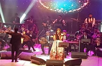بدء حفل افتتاح مهرجان الإسكندرية الدولي للأغنية