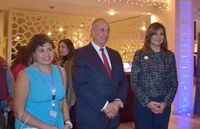 محافظ البحر الأحمر يلتقي الوزراء والعلماء المشاركين بمؤتمر  مصر تستطيع   صور -