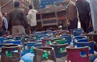 ضبط مدير مسئول عن مستودع بوتاجاز جمع 330 أسطوانة قبل بيعها بالسوق السوداء