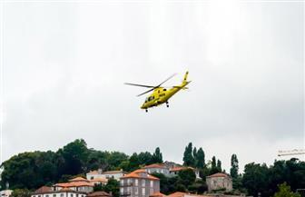 مقتل أربعة في تحطم مروحية إسعاف بالبرتغال