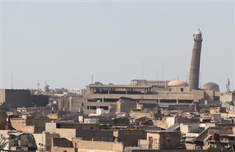 العراق يضح حجر الأساس لإعادة بناء جامع النوري التاريخي في الموصل
