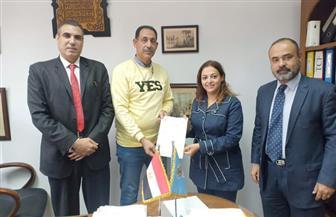 """بروتوكول تعاون بين جامعة القاهرة و""""العلوم الصحية"""" لتدريب الفنيين باللغة الإنجليزية"""
