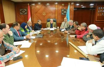 محافظ كفر الشيخ يشكل لجنة تقسيم إداري لتقنين أرض الجونة في البرلس | فيديو وصور
