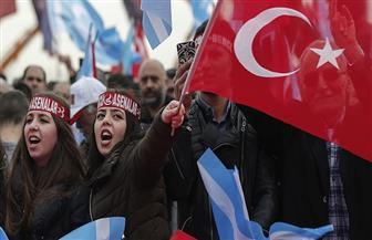 الآلاف يتظاهرون ضد غلاء المعيشة في جنوب شرق تركيا