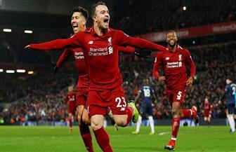 ليفربول يستعيد صدارة الدوري بعد الفوز على مانشستر يونايتد بديربي الشمال الغربي| صور وفيديو