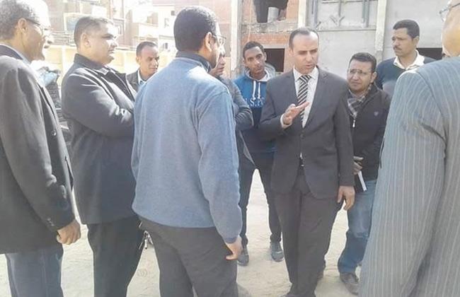 زيارة مفاجئة لوكيل وزارة الصحة بسوهاج لمستشفى جهينة   صور -