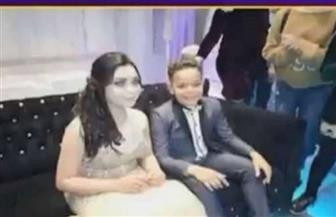 """والدة الطفل العريس بكفر الشيخ: """"مش عيب.. ابني عقله أكبر من سنه"""""""