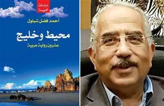"""""""محيط خليج"""" لأحمد فضل شبلول.. إبحار فني في عالم الرواية"""