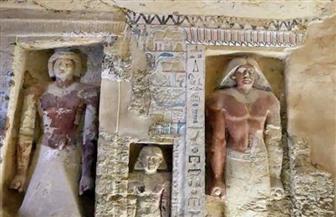ماذا قالت الصحف العالمية عن كشف مقبرة كاهن التطهير الملكي بسقارة؟ | صور