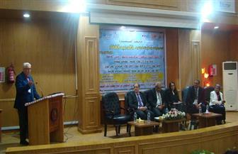 افتتاح المؤتمر العلمي الدولي للخلايا الجذعية والملتقى المصري الفرنسي بالمنصورة