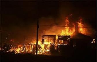 مقتل شخصين وإصابة أكثر من 40 آخرين في حريق مستشفى بالهند