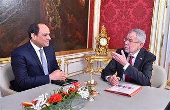 الرئيس السيسي: لم يخرج قارب واحد من مصر في اتجاه أوروبا يحمل لاجئين