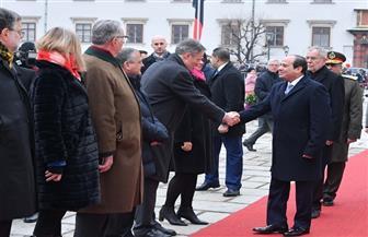 الرئيس السيسي حول زيارة النمسا: نقطة انطلاق لمزيد من التعاون بين البلدين