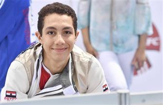 محمد حمزة يحرز فضية كأس العالم لشباب الشيش فى كوبا