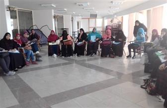 افتتاح الورشة الثانية لتوعية المثقفات المجتمعيات بضرورة تنظيم الأسرة بالأقصر   صور