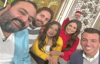 """شيكو وهشام ماجد"" لرحمة خالد: ""شرفتي مصر وكلنا وراكي"""