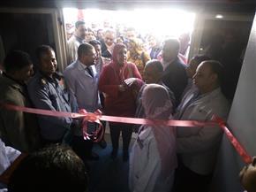 افتتاح قسم بنك الدم بمستشفي كوم أمبو المركزي بأسوان   صور