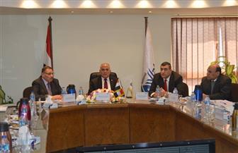 وزير الري يترأس اجتماع مجلس إدارة المركز القومي لبحوث المياه