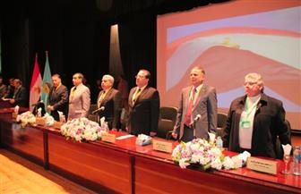 """رئيس جامعة طنطا يفتتح مؤتمر """"الرياضيات والإحصاء"""" بكلية العلوم  صور"""