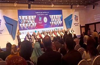 """هاني الناظر: """"مصر تستطيع"""" ستوفر قاعدة بيانات لعلماء مصر بالخارج في كل القطاعات  صور"""