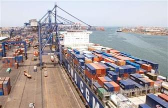 ميناء غرب بورسعيد يستقبل سفن قمح ورخام وأسمنت أبيض