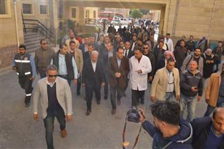 رئيس مجلس الوزراء يتفقد مستشفى الحمام ويتابع الخدمات الطبية المقدمة للمواطنين | صور