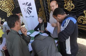 وزير القوى العاملة يطلب موافاته بعدد المعينين بملتقى توظيف الفيوم | صور