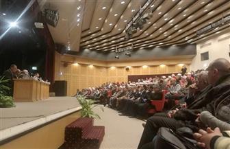 مكتبة الإسكندرية تحتفل باليوم العالمي للغة العربية| صور