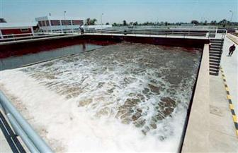 رئيس القابضة للمياه يتفقد توسعات محطة المعالجة بالأقصر