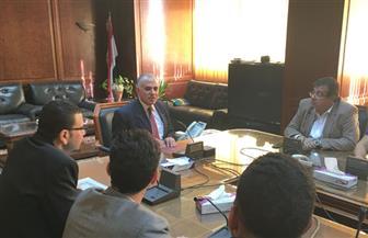 وزير الري: 7.5 مليون طن مخلفات تلقى في المجاري المائية سنويا