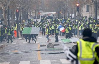 اعتقال 24 من متظاهري السترات الصفراء