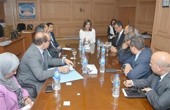 وزيرة الهجرة تجتمع مع ممثلي وزارات وجهات معنية لمتابعة تنفيذ توصيات منتدى المصريين بالخارج | صور
