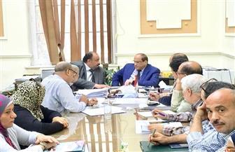وزير الزراعة يبحث مع الإيفاد مشروعات محاربة الفقر وتحسين دخل صغار المزارعين
