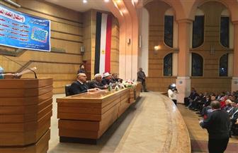 الفقي يطالب عمال مصر بزيادة الإنتاج ودعم جبهة الوطن الداخلية| صور
