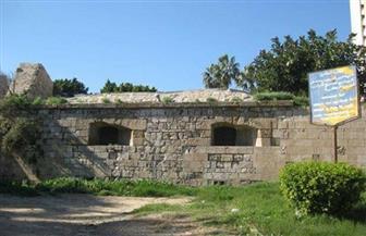 إزالة التعديات على منطقة طابية النحاسين الأثرية | صور