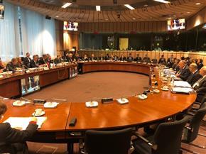 وزير الخارجية: العلاقات بين مصر وأوروبا تشهد تطورا إيجابيا نتيجة وجود إرادة سياسية قوية   صور