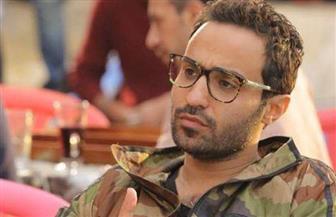 أحمد فهمي يناشد جمهوره لدعم المعهد القومي للأورام