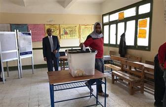 إقبال متوسط في الانتخابات التكميلية لمجلس النواب بشمال سيناء | صور