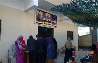 الكشف على 630 حالة في قافلة طبية بمنشأة الإخوة مركز أجا |صور