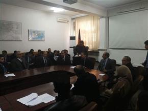 السفير المصري في كابول يشارك بمراسم تخرج الدورة الأولى لتعليم اللغة العربية  صور