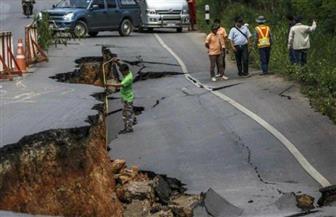 زلزال بقوة 6.2 درجة يضرب بابوا غينيا الجديدة